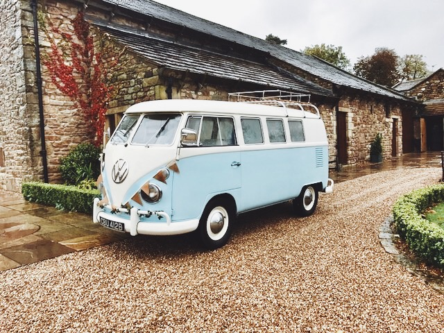 Oh hi! I'm  Tiffany ... a 1963 VW camper born and raised in California!