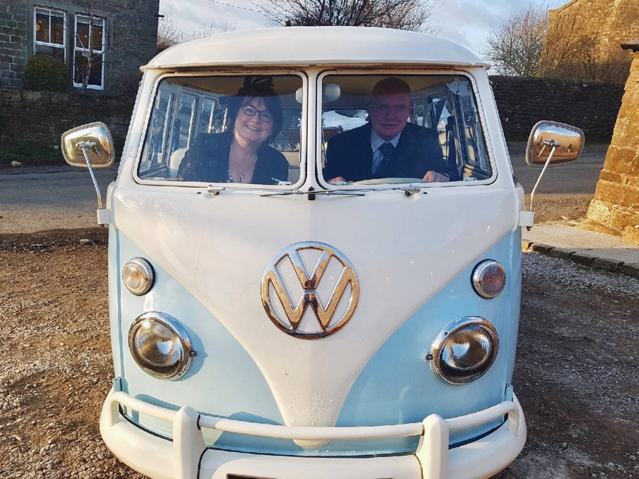 Neil and Jane Turner , the directors of Coach House Limousines