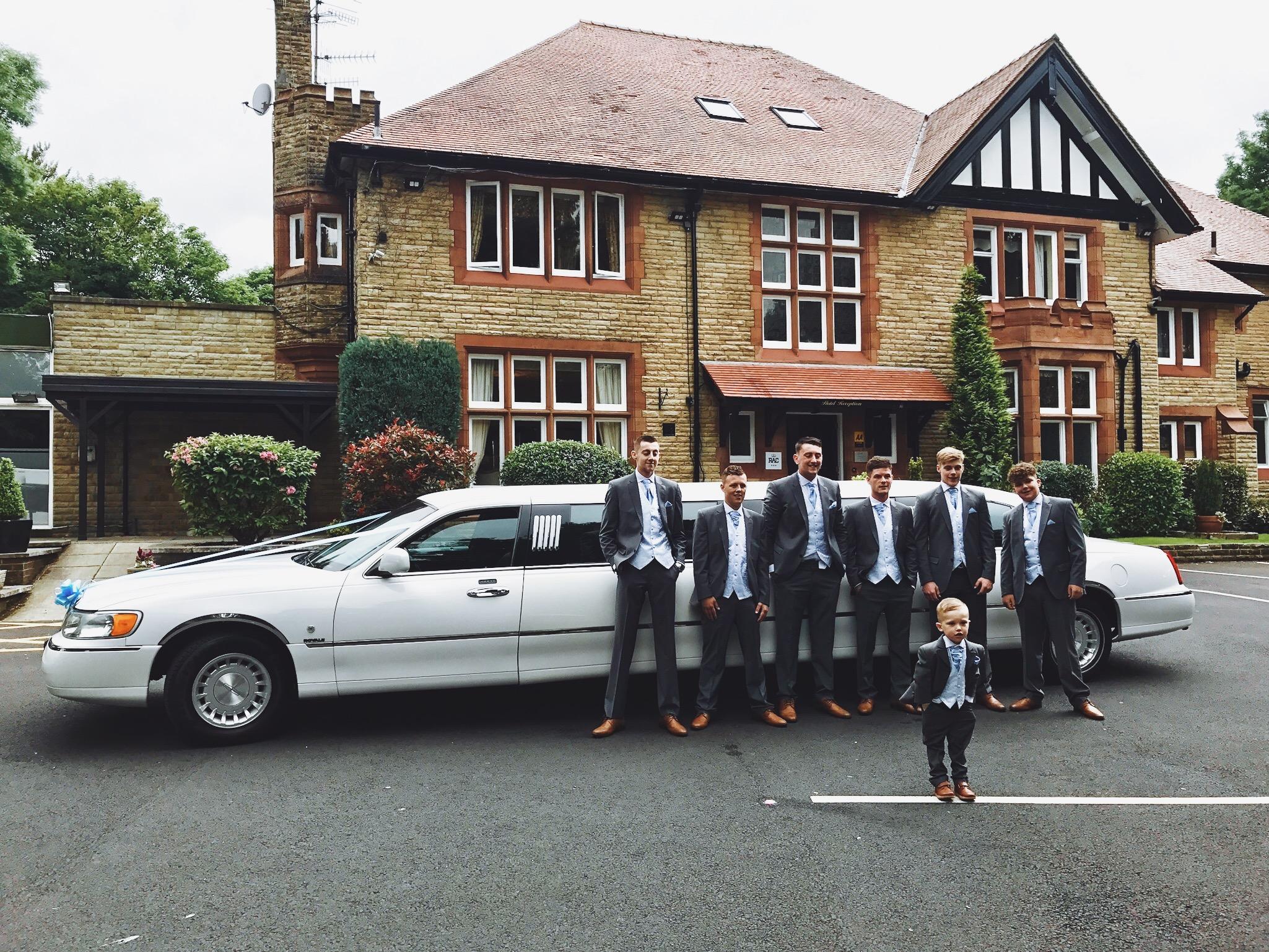groomsmen-preston-limousine-hire