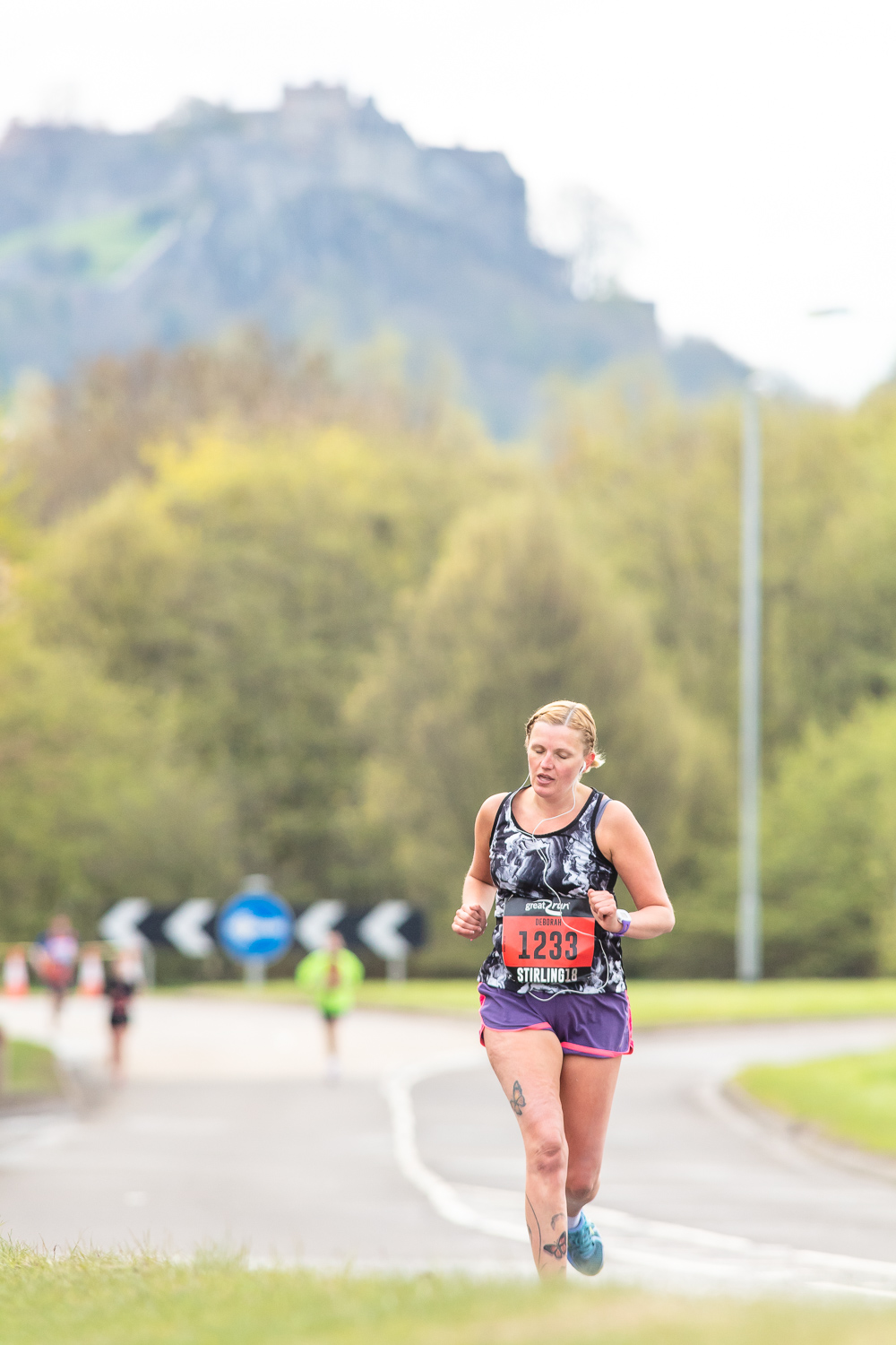 Scotland's most picturesque marathon