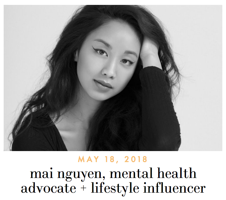 Interview withThe Cnnekt - How I use my lifestyle brand to advocate for mental health and sharing how I practice self-care.Read the rest of the interview here