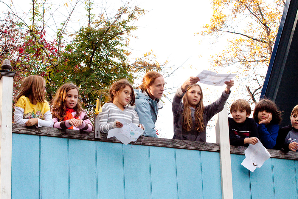 Fourth grade  - outdoor experiment.jpg