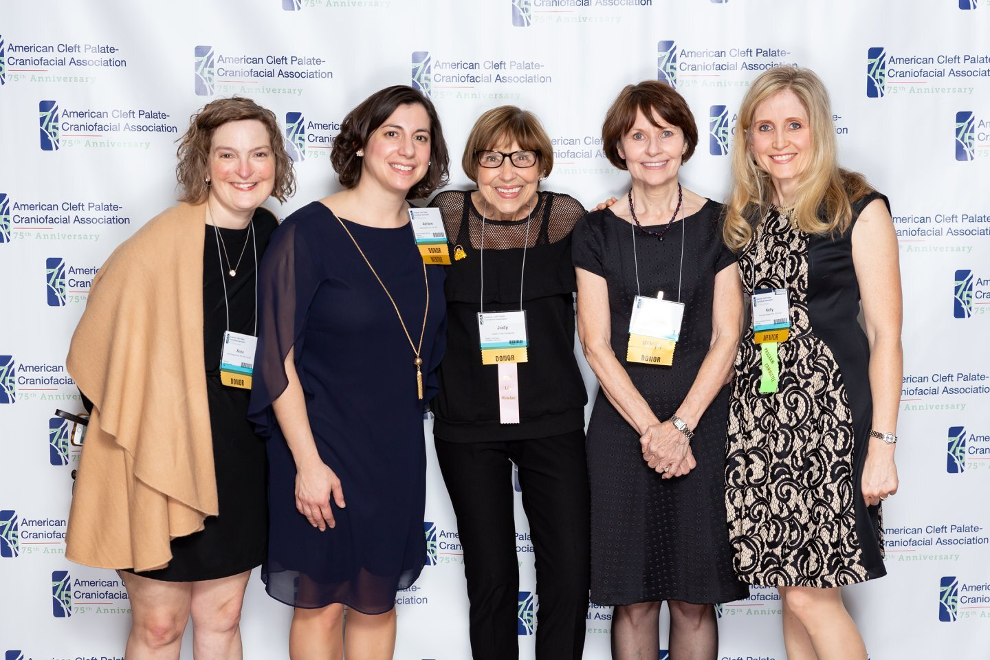 Speech Group Participants at 2018 ACPA Annual Meeting, Pittsburgh, PA    From Left to Right: A. Thurmes, A. Baylis, J. Trost-Cardamone, K. Chapman, K. Cordero