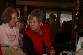 Rita and Blossom Holiday Luncheon