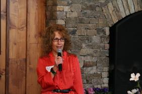 Anita @ Opening Luncheon