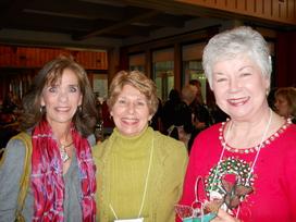 Brilliant boutique shoppers, Bobbie, Pat & Susie