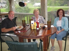 July 7 More eating at Southern Highlands