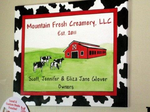 Mountain Fresh Creamery