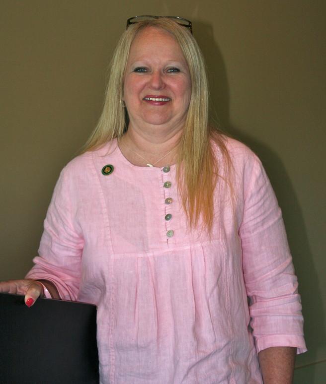 Speaker Debbie Boutelier