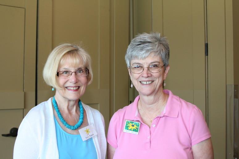 Susie & Carole