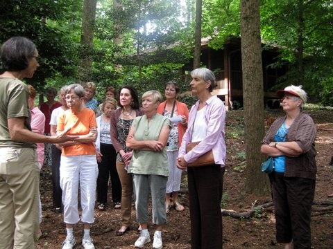 Hearing about Woodland Gardens