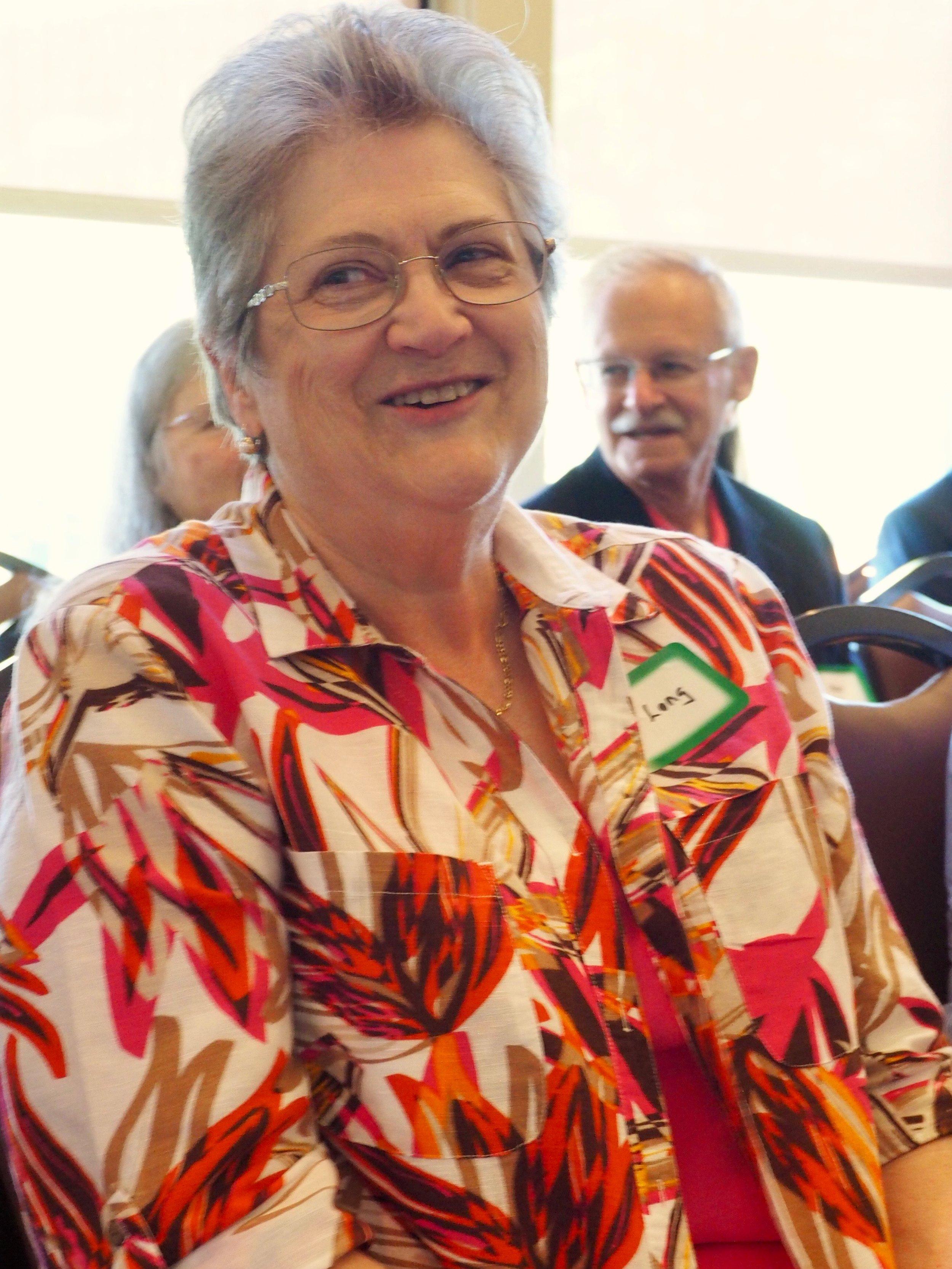 Patricia Long