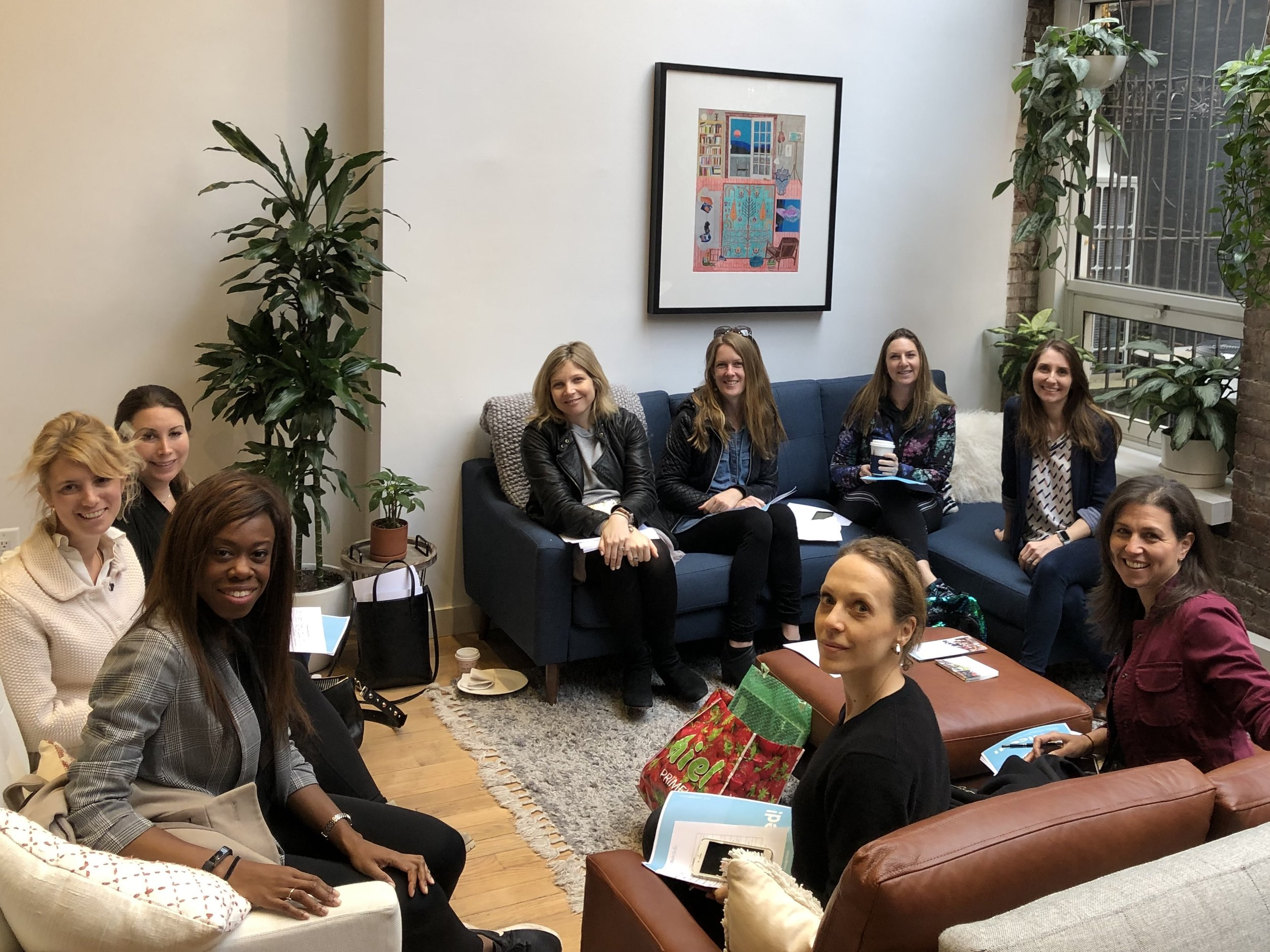 Mompreneurs of NYC - This is a group for moms of NYC who have started their own businesses to connect with one another, share ideas, ask for advice and recommendations, and support one another.