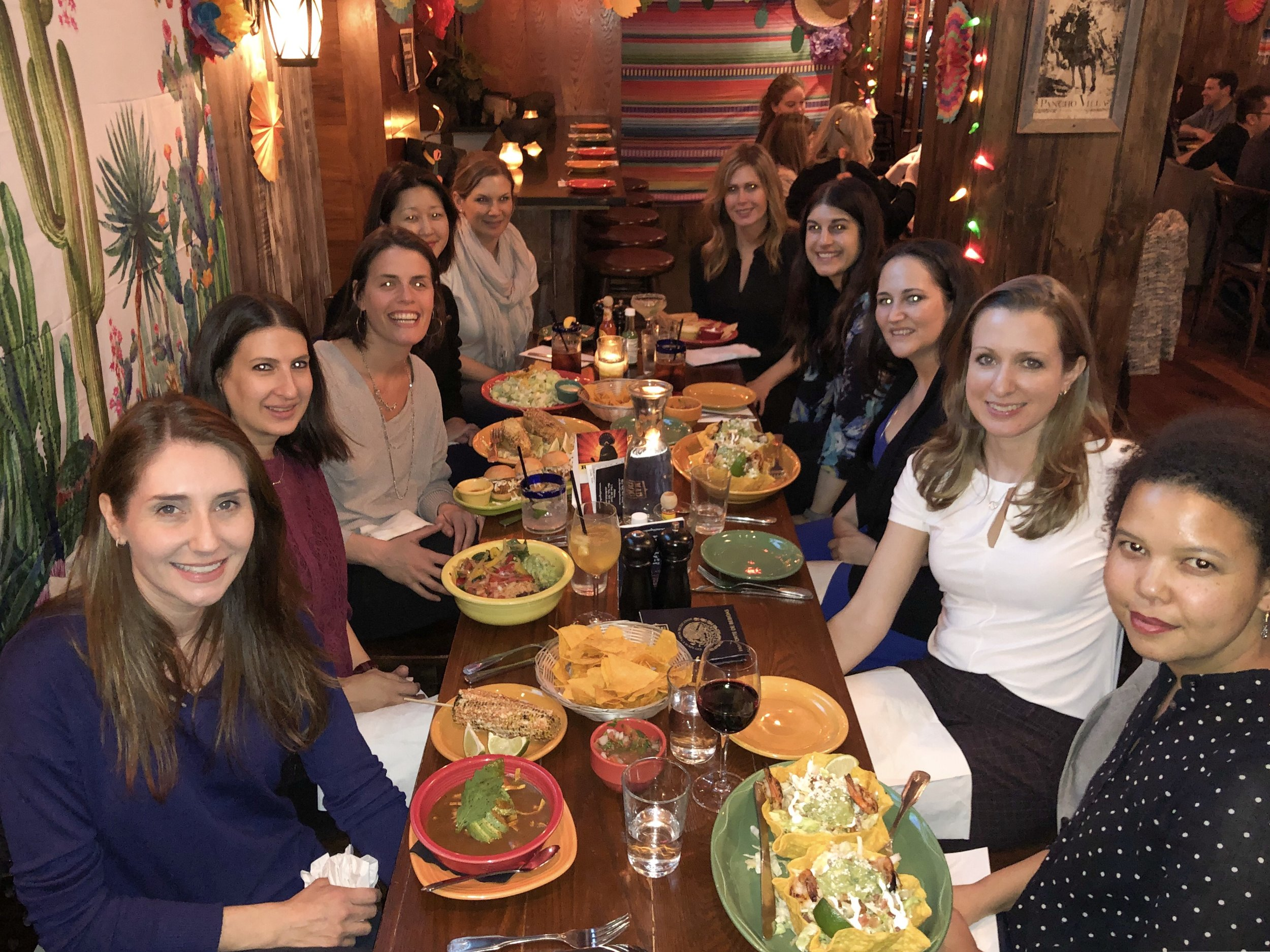 Working Moms Lunch - Who says that working moms have to miss out on the midday fun? Come to our monthly Friday lunches to connect with other moms who are back to work full-time.
