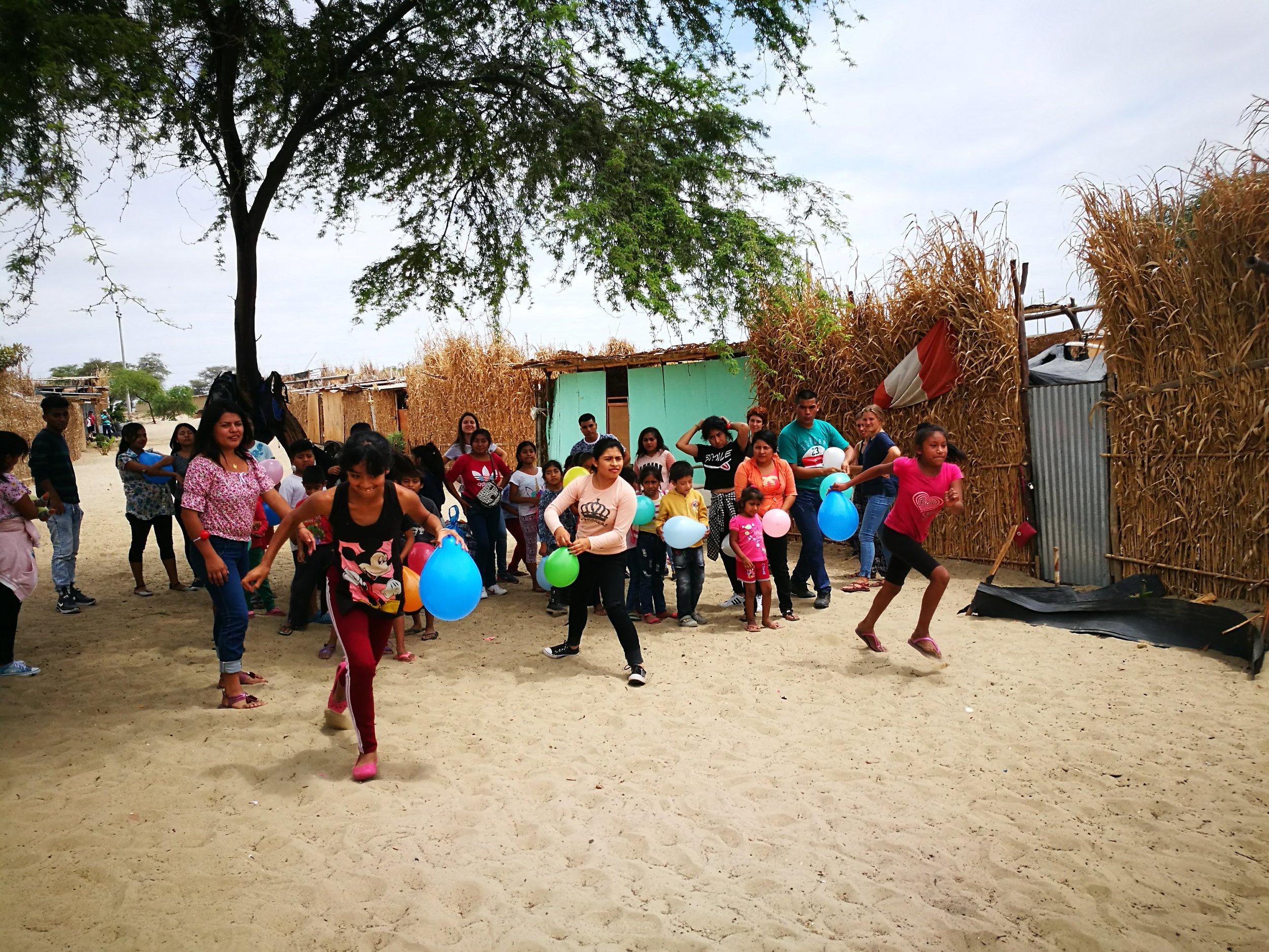 Proyecto de Mejora y Seguridad del local de CANAT en Piura -
