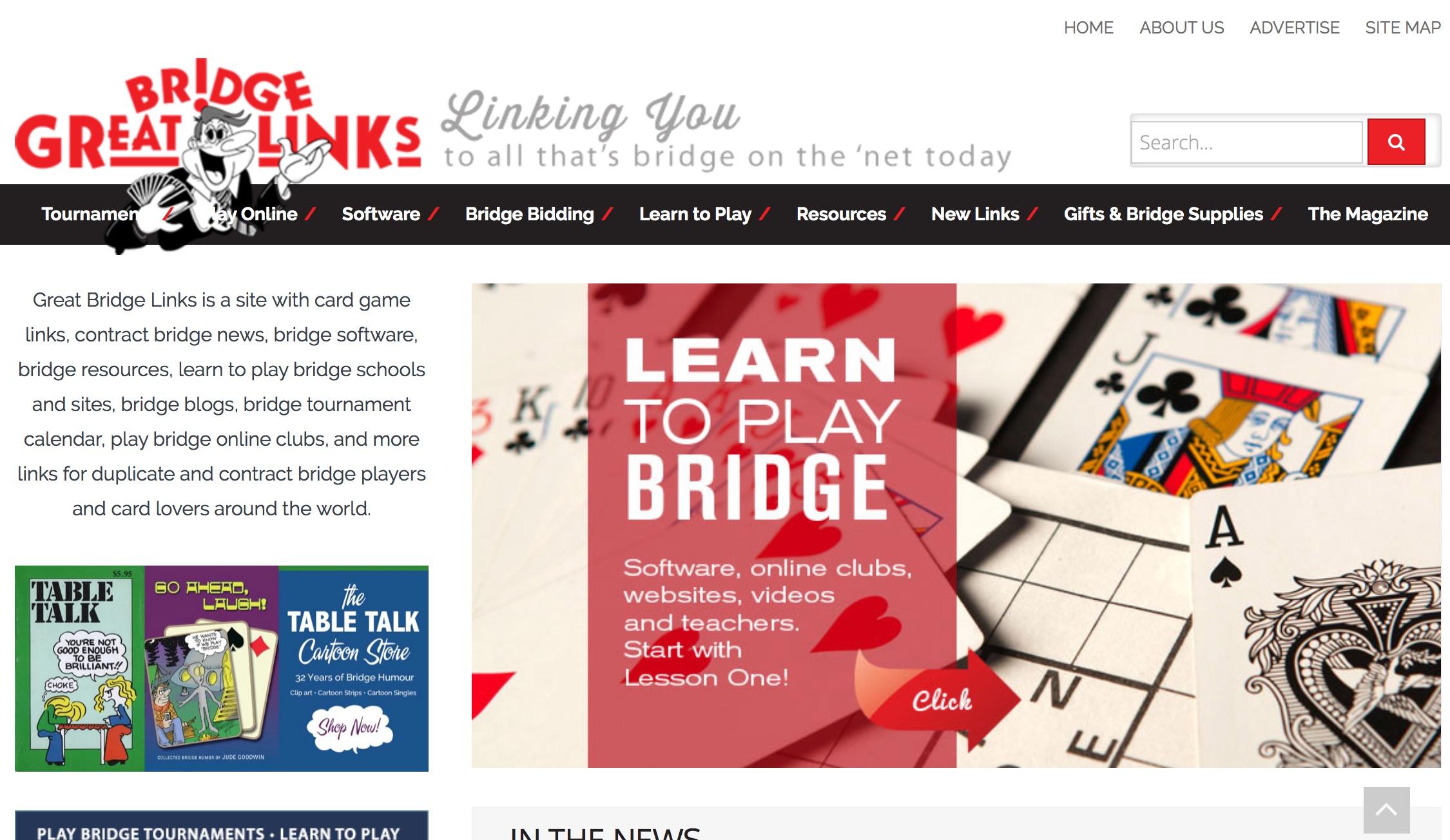 Great Bridge Links Homepage