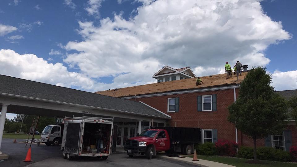 Calvary Baptist Roofing