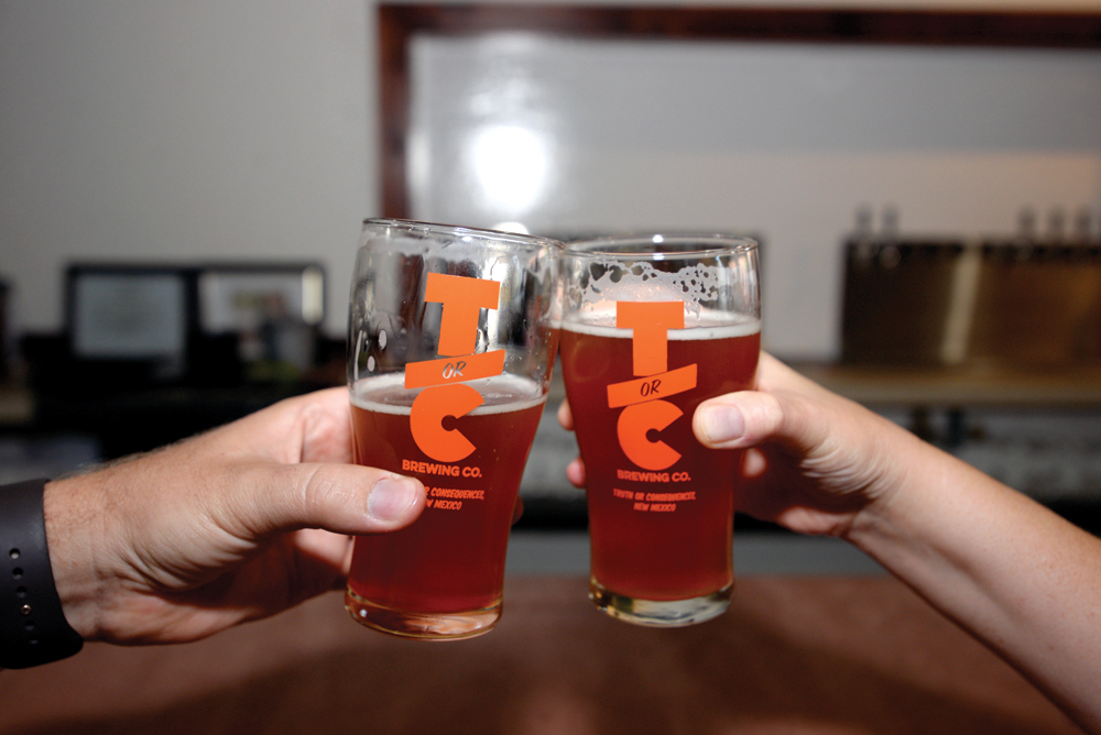Truth or Consequences Brewing Company