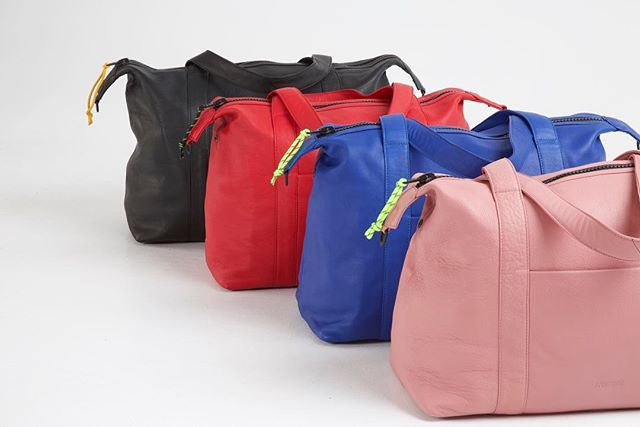 """Visit www.steerage.nyc with promo code """"Pauli"""" for 20% off for these slick all purpose - all gender bags! Travel in style @steeragenyc Check em out! #steeragebags #travelbags #allpurposebags #NYC #promocode"""