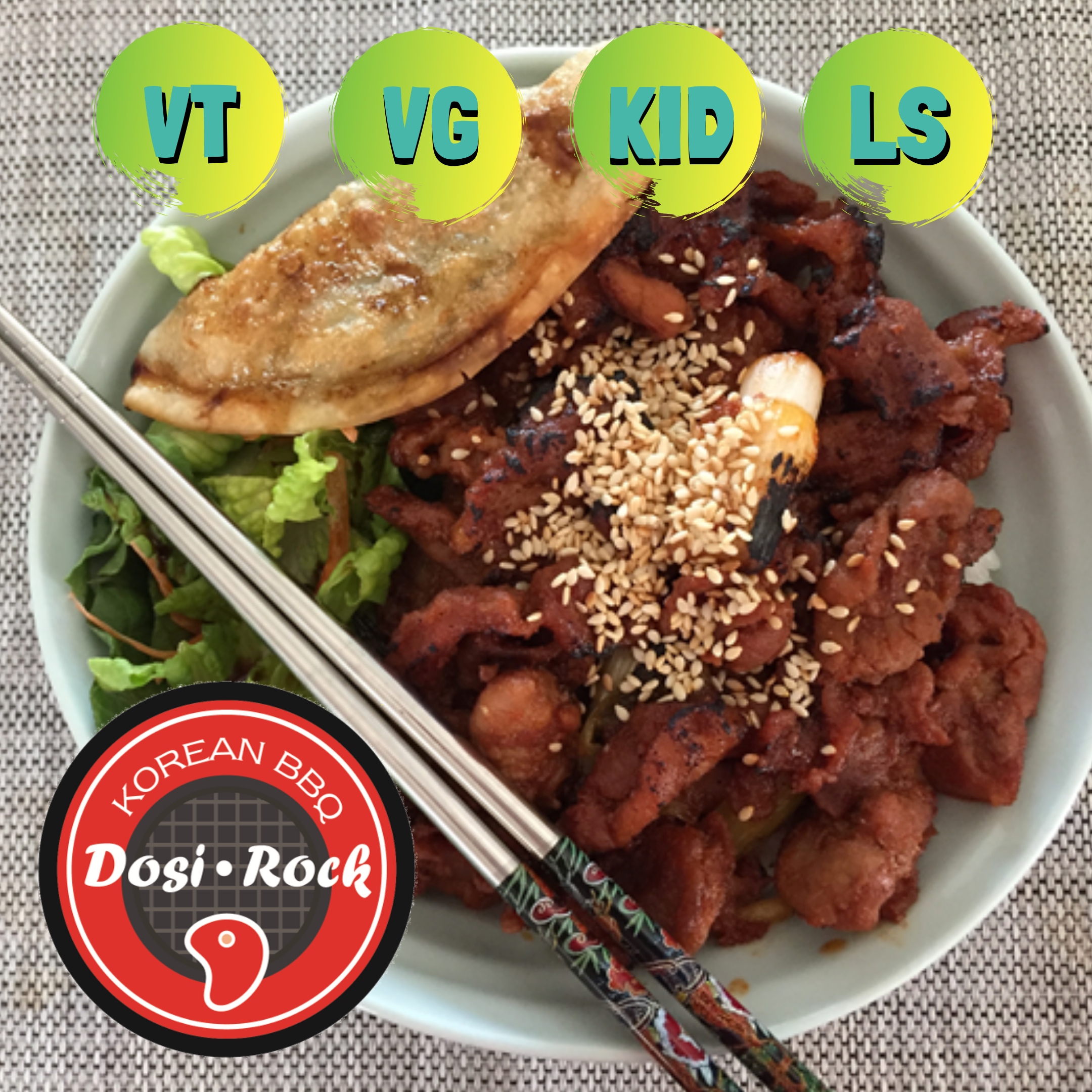 dosi rock - Korean BBQ