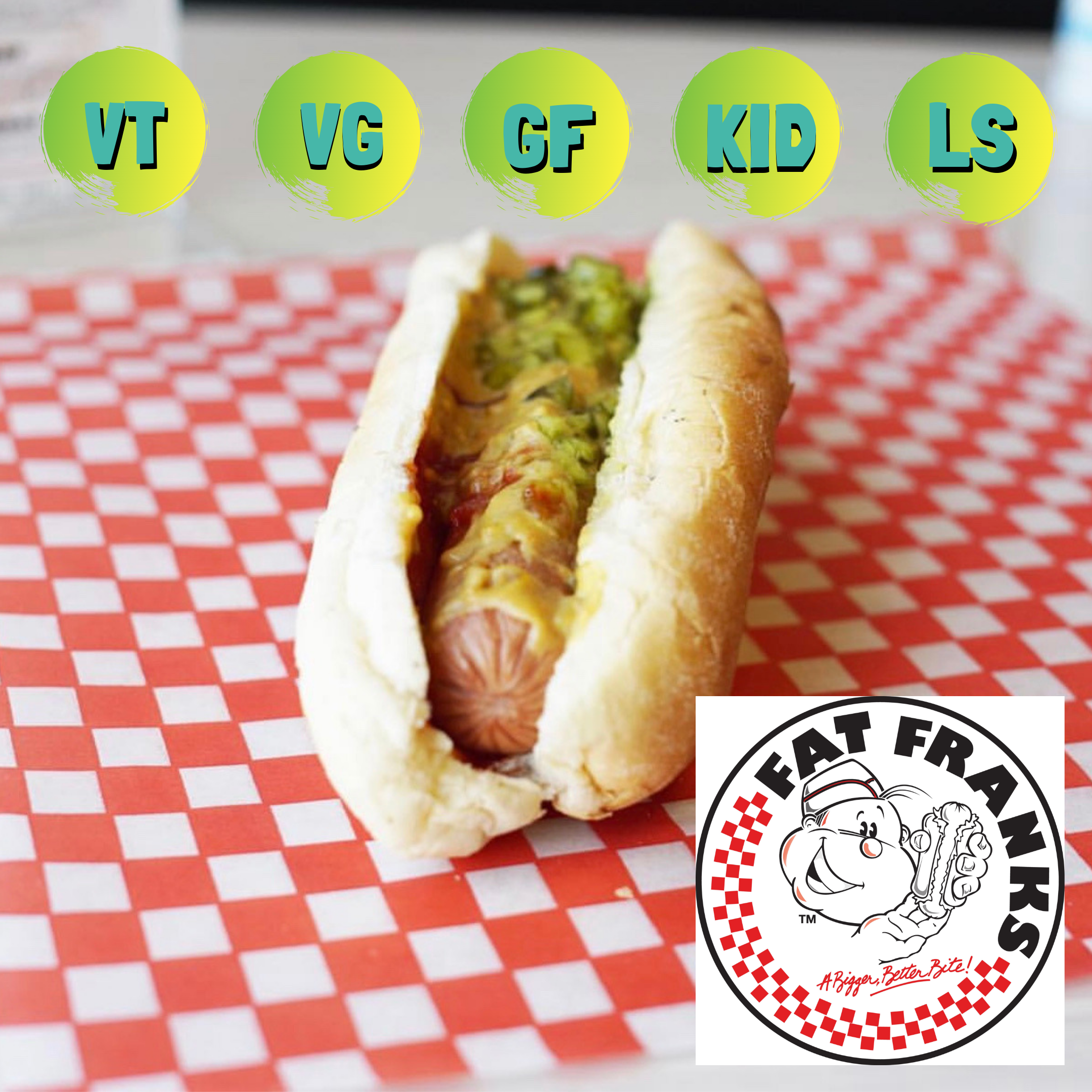 Fat Franks - Gourmet Fun in a Bun