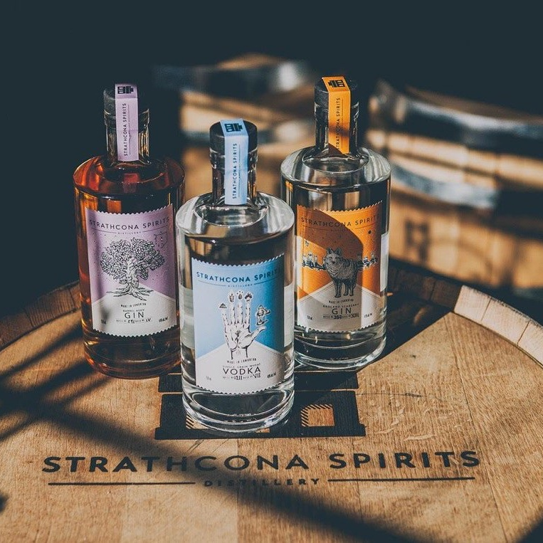 strathcona spirits - North America's Smallest Distillery