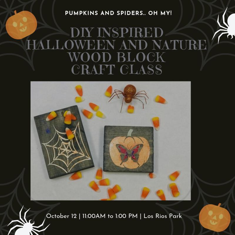 Craft Class October 12 | 6 PM | Pixie Dust Café.png