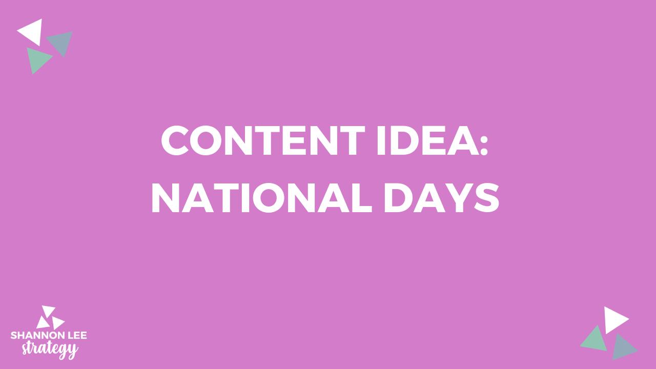 web-content-ideas-social-media-national-days-bend-oregon.png