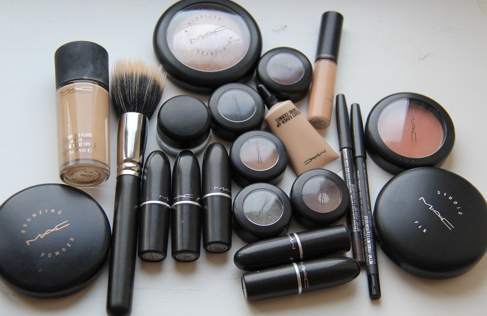 Back To Mac Cosmetics Recycle