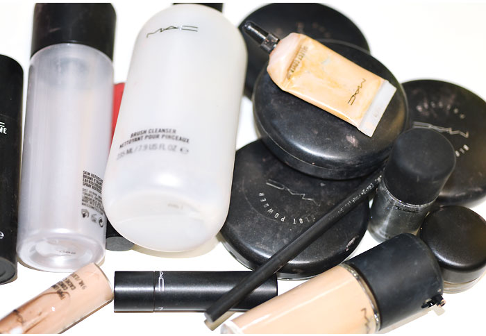 Recycle Mac Makeup Containers
