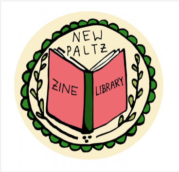 As part of the institutional holdings of the Sojourner Truth Library, the New Paltz Zine Library celebrates zines first and foremost that represent the SUNY New Paltz student body and the larger Hudson Valley zine community. Our collections strengths include the intersections of identity along with zines that have a fine art focus, how-to zines, and zines with a focus on sustainability.