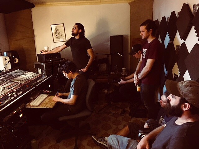 We spent the entirety of last weekend in the studio working on our new album, so we're psyched to break out and let loose tonight at @bspkingston with @odeathmusic !  Come get down with us away from the big TVs  #BSP #SuperBowlSafeZone