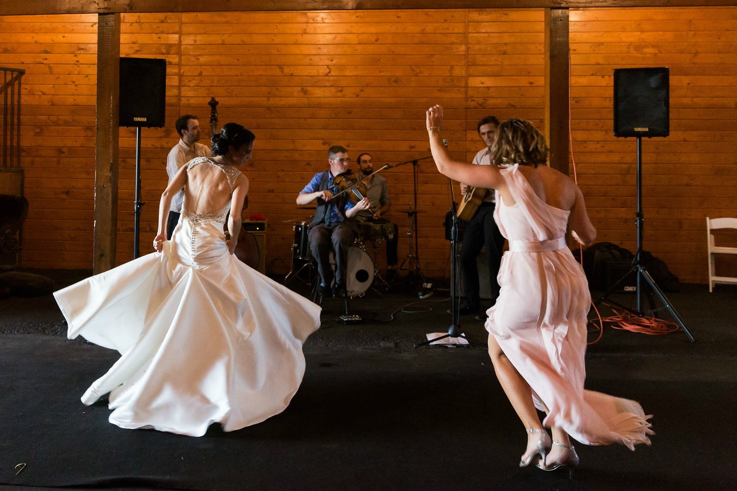Weddings & Events - You can have us all to yourself.