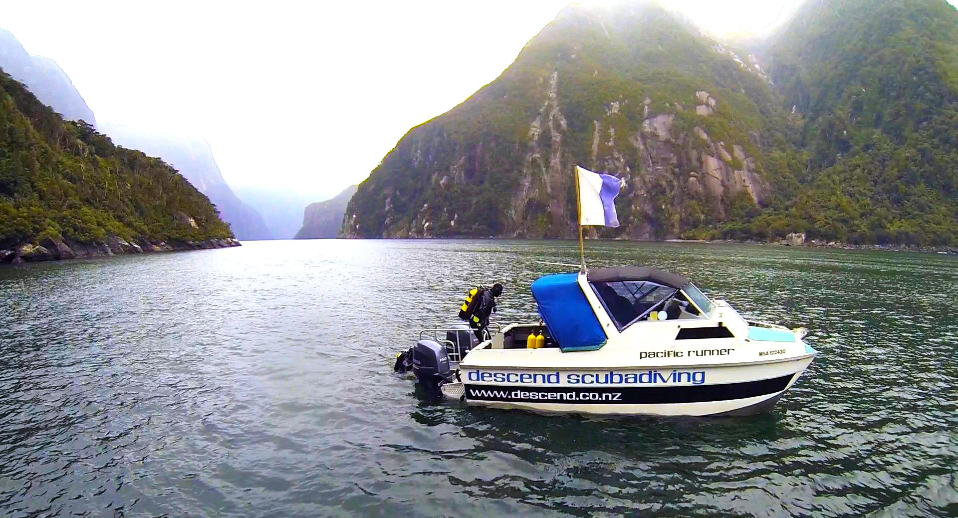 Vessel Pacific Runner - 6m Maitland Powercat