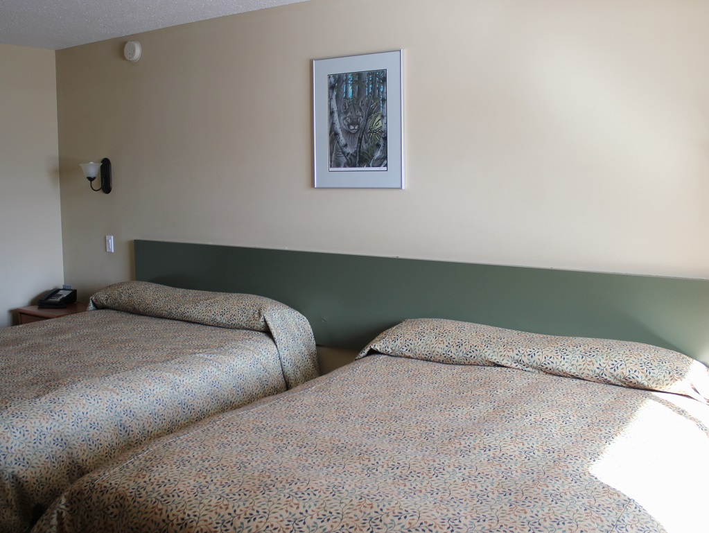 Motel Amenities -