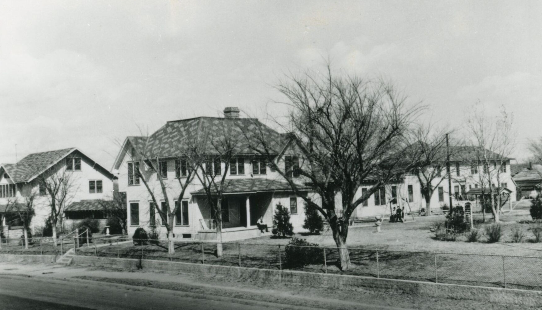 Third Tulsa Boys' Home:  1927-1959