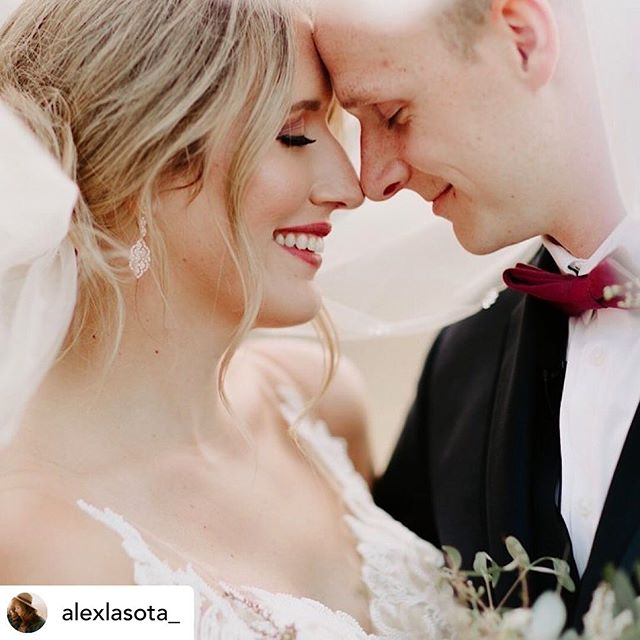 Congratulations Maddie and Drew! • • Posted @withrepost • @alexlasota_ Y'all!!!! These two got MARRIED yesterday and it was EVERYTHING and more. Honestly as I'm typing this I'm actually a little sad that this journey with these two wonderful humans is nearing its end (with me that is) as it's been so much fun working with them! . . M+D - thank you BOTH for going out of your way to make both Sarah and I feel welcome, loved and appreciated. We love you guys to the moon and back and are so happy and excited that y'all are finally MARRIED!!!!!!!!! . . And for everyone else check the stories right now for their full day sneak peek!!!!! . . Venue   @prosserriverranch  Planning + Design   @oneloveweddingsevents  Florals   @flowersbykim  Bridal Boutique   @amysbridalboutique  Bridal Gown Designer   @missstellayork  Videography   @marvelaweddings Hair Styling   @themintsalon