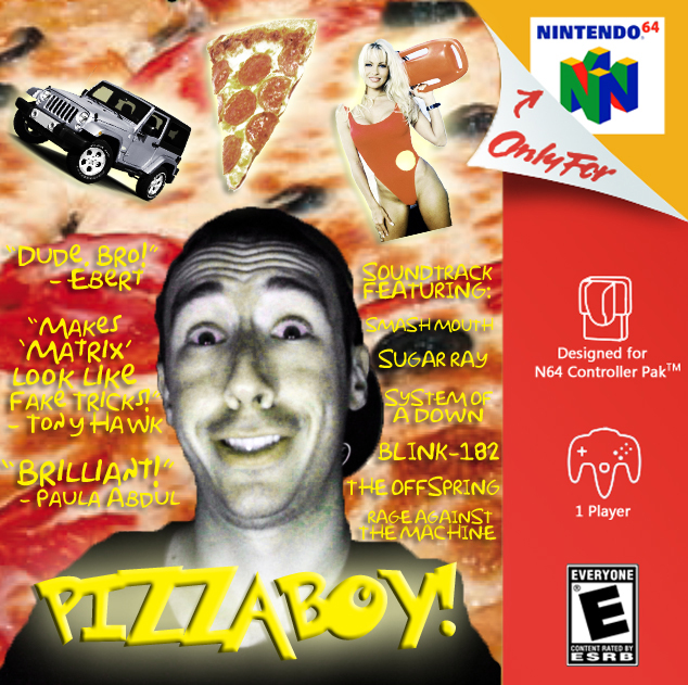 An original game for original people