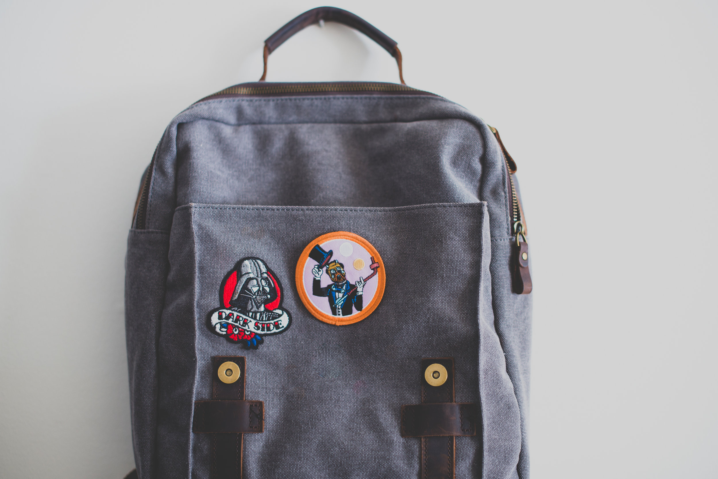 Patches! *Vader not included!