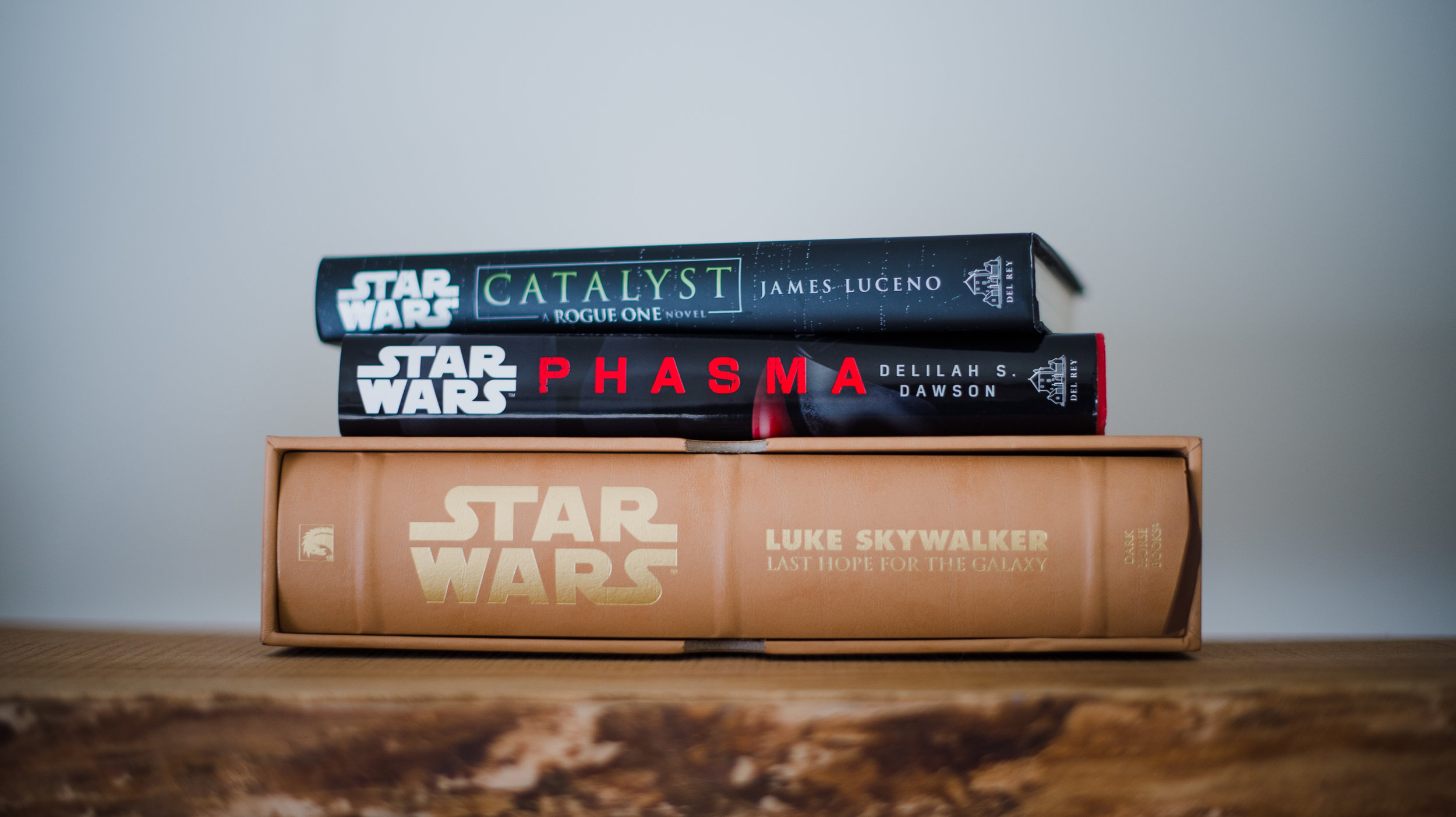 Top Ten Canon Novels Unmistakably Star Wars