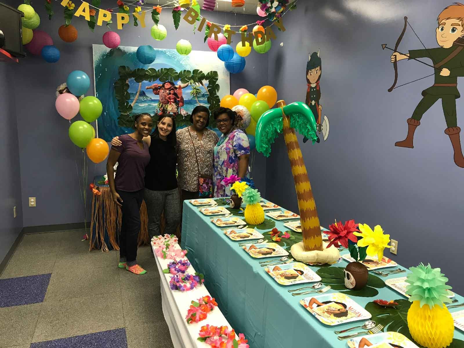children's birthday party orlando