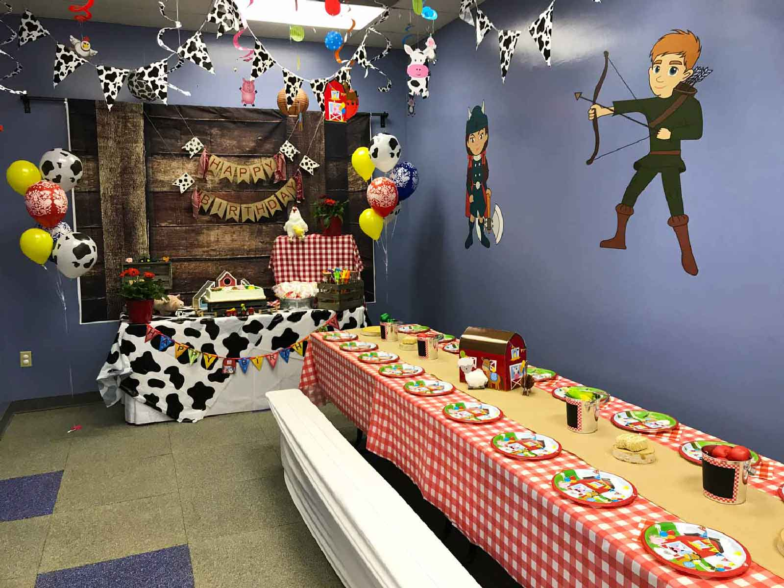 birthday party places in orlando for kids