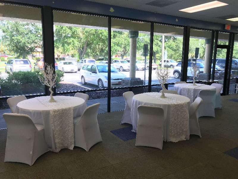 Orlando Baby Shower Venue