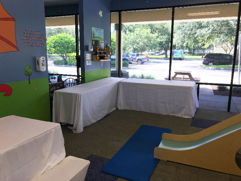 baby shower venues orlando florida