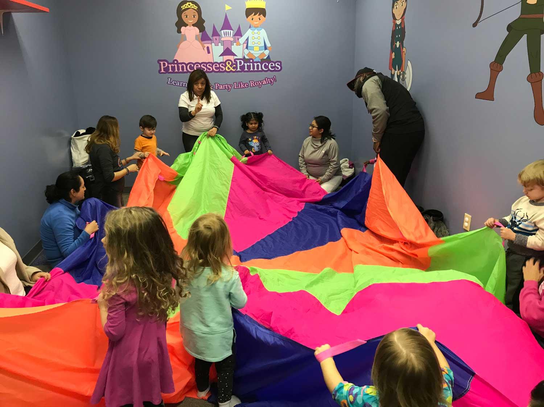 indoor activities in orlando for toddlers