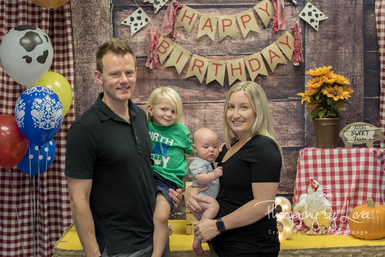 Farm-Themed Birthday Party