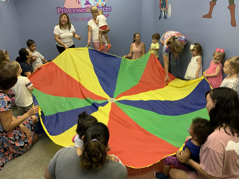 Toddler Spanish Enrichment Class Near Orlando, FL