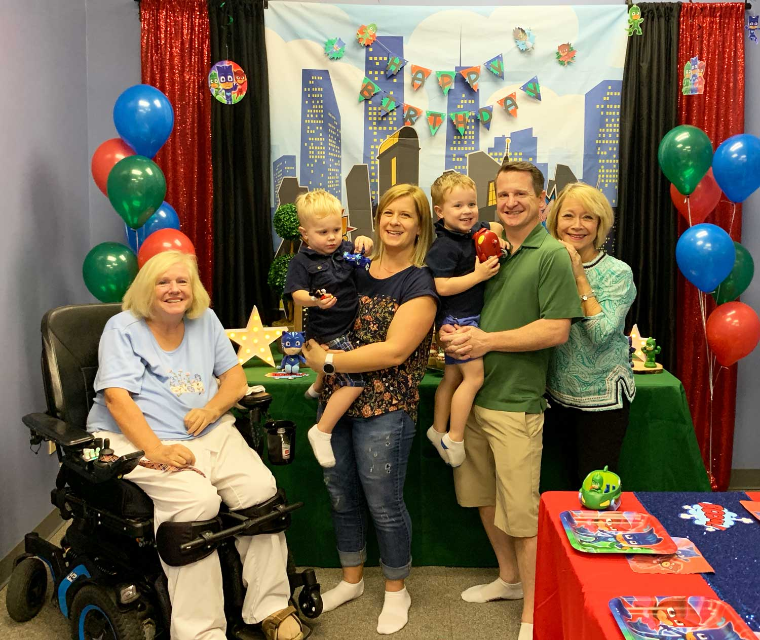 toddler birthday party orlando