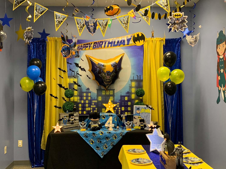 Batman Kids Birthday Party - Ocoee - Winter Garden - Windermere