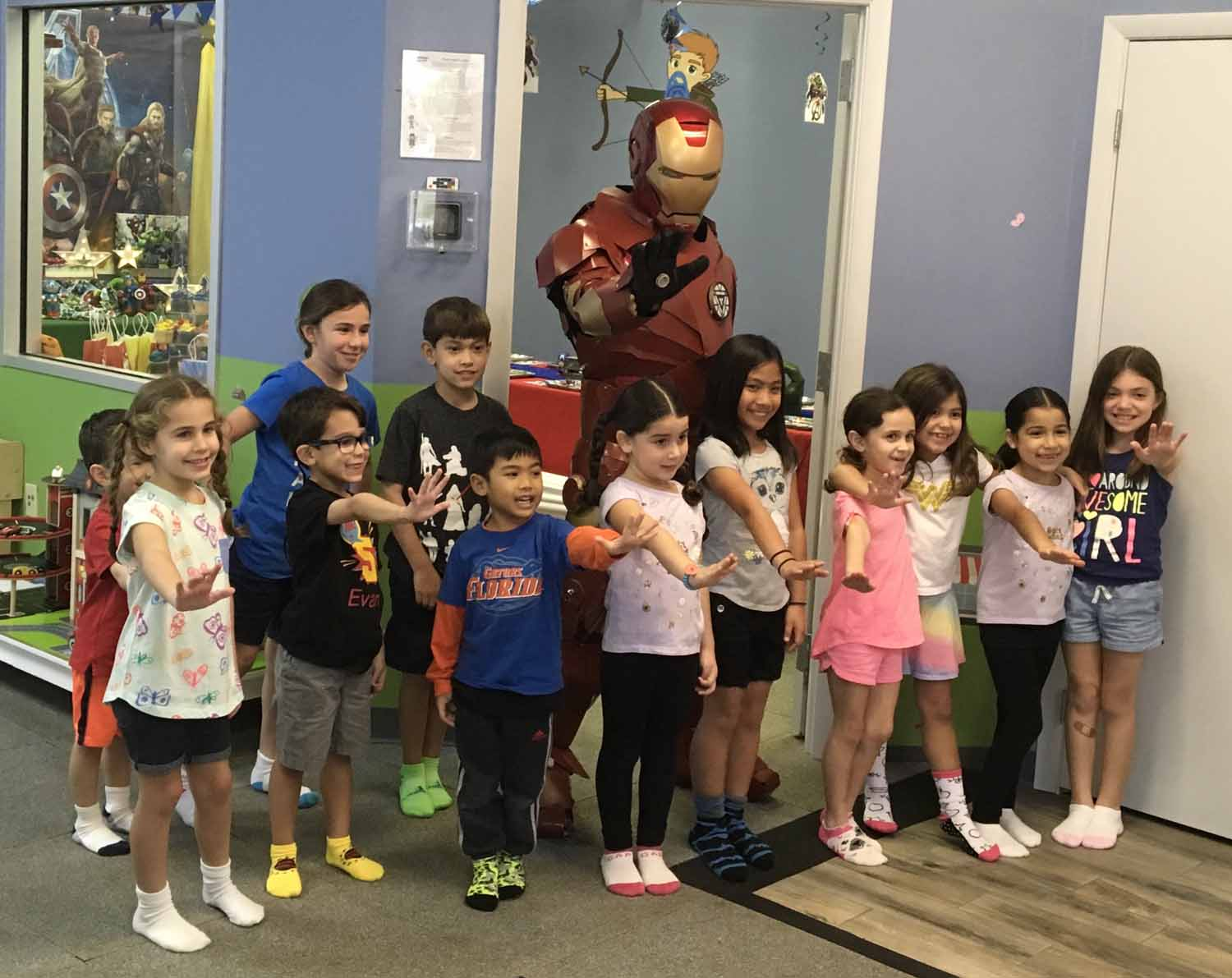 iron man toddler birthday party orlando